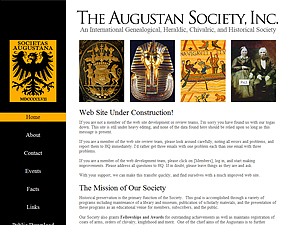 The Augustan Society, Inc.