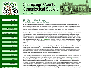 Champaign County Genealogical Society