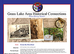 Grass Lake Area Historical Connection