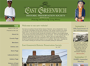 East Greenwich Historic Preservation Society