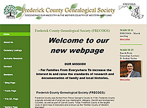 Frederick County Genealogical Society